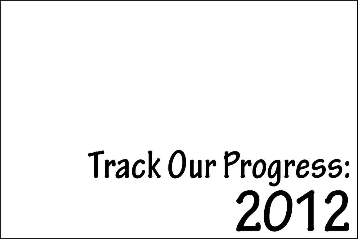 Track Our Progress